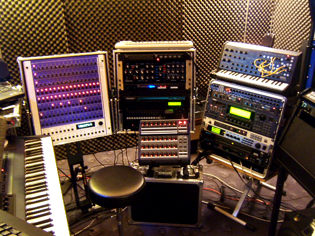 Studio in 2000